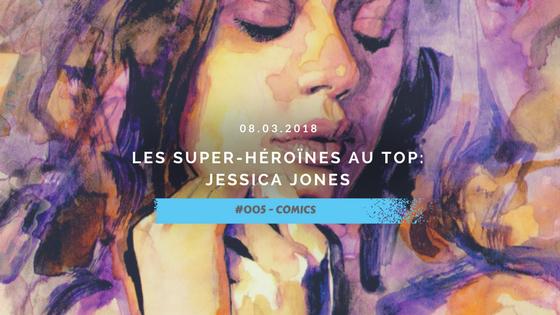TITRE SUPER-HEROINE